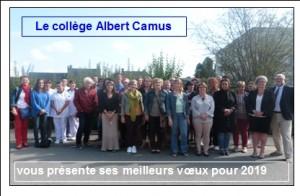 voeux college 2019